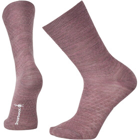 Smartwool Texture Socks Women, nostalgia rose heather